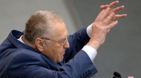 Высказывания Жириновского стали причиной ноты Казахстана России