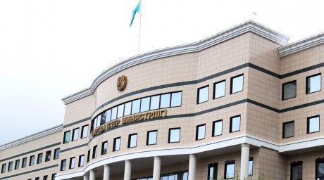 Казахстан призвал не использовать силу для урегулирования ситуации на Украине