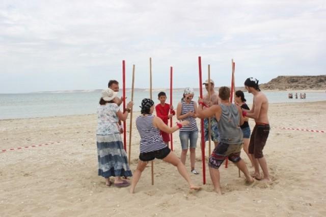 В Мангистау экологи провели игру «Жасыл Квест»