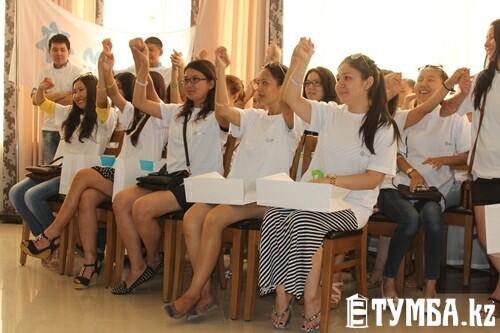 В Актау начала свою работу летняя экологическая школа