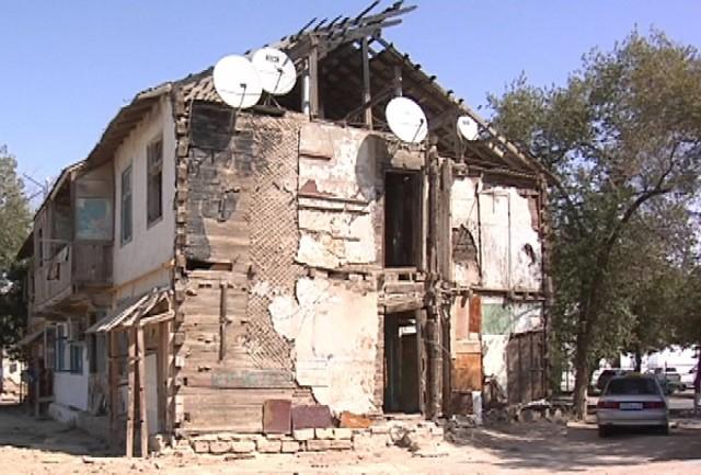 Как в Актау реализуется программа по ветхому жилью