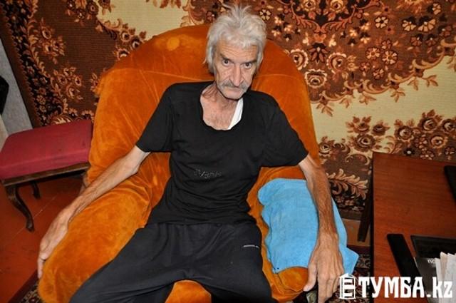 В Актау мужчине, страдающему раковым заболеванием, не оказывают должную медицинскую помощь