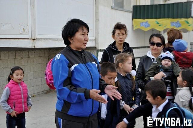 В Актау горожане всерьез обеспокоены за жизни своих детей