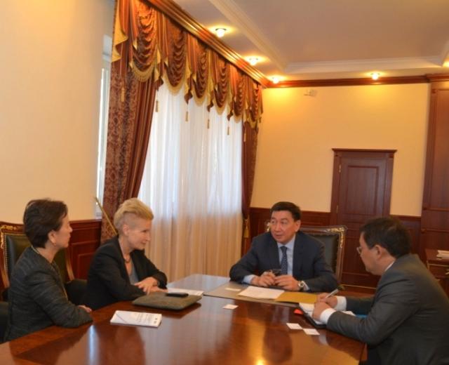 Германия заинтересована в сотрудничестве с Мангистау