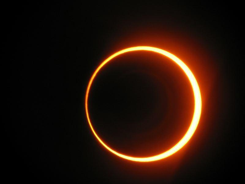 Частичное солнечное затмение смогут увидеть сахалинцы