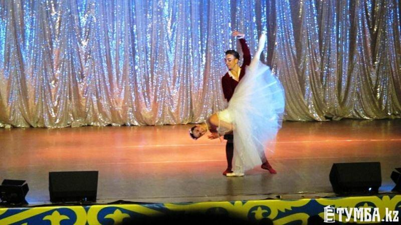 В Актау прошел гала-концерт звезд русского балета