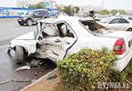 В Мангистауской области неуклонно растет количество дорожно-транспортных нарушений