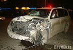 В Актау вспомнили жертв дорожно-транспортных происшествий