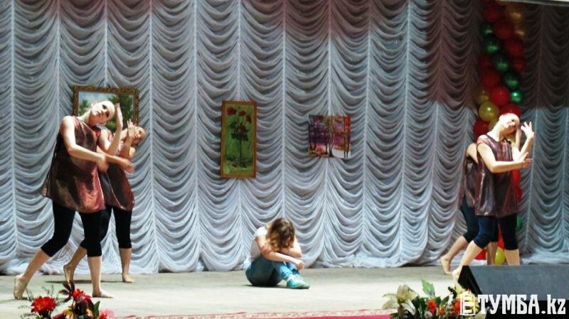 В Актау состоялся хореографический спектакль «Картинки с выставки»