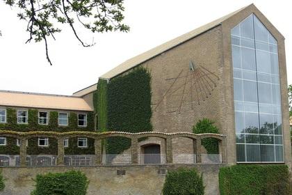 Здание Орхусского университета