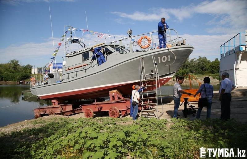 лодку в казахстане уральск