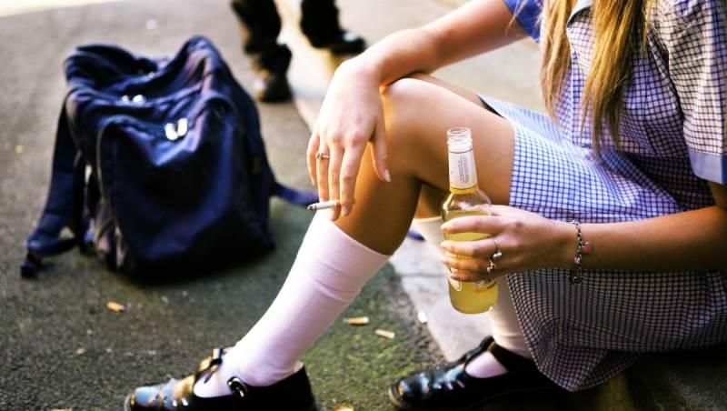 Фото девушек подростков пьяных секс