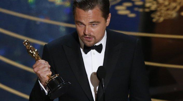 Леонардо Ди Каприо получил долгожданный ″Оскар″