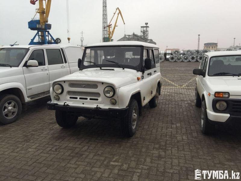 Арабские Эмираты начали покупать в Актау автомобили марки «Нива» 5dd80ea2d0a