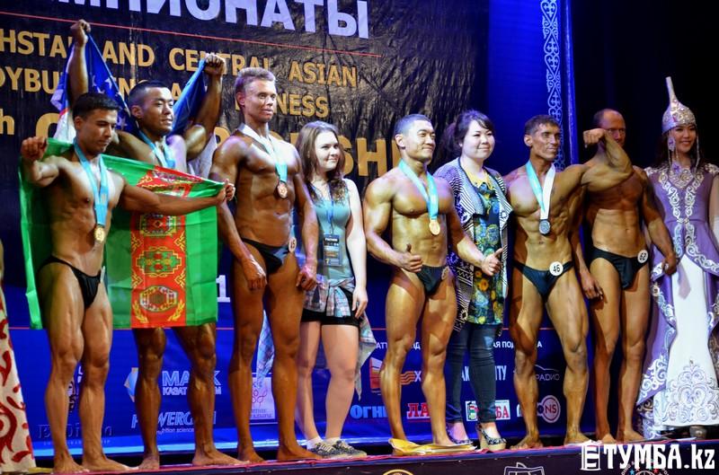 Девушки чемпионат узбекистана по бодибилдингу фото