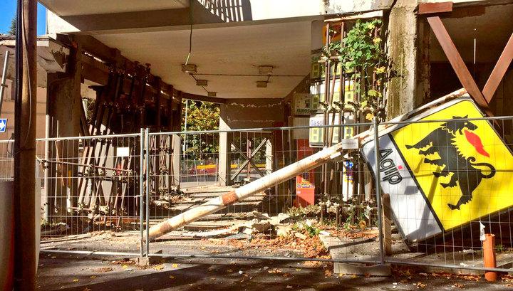Новое сильное землетрясение случилось вцентральной Италии