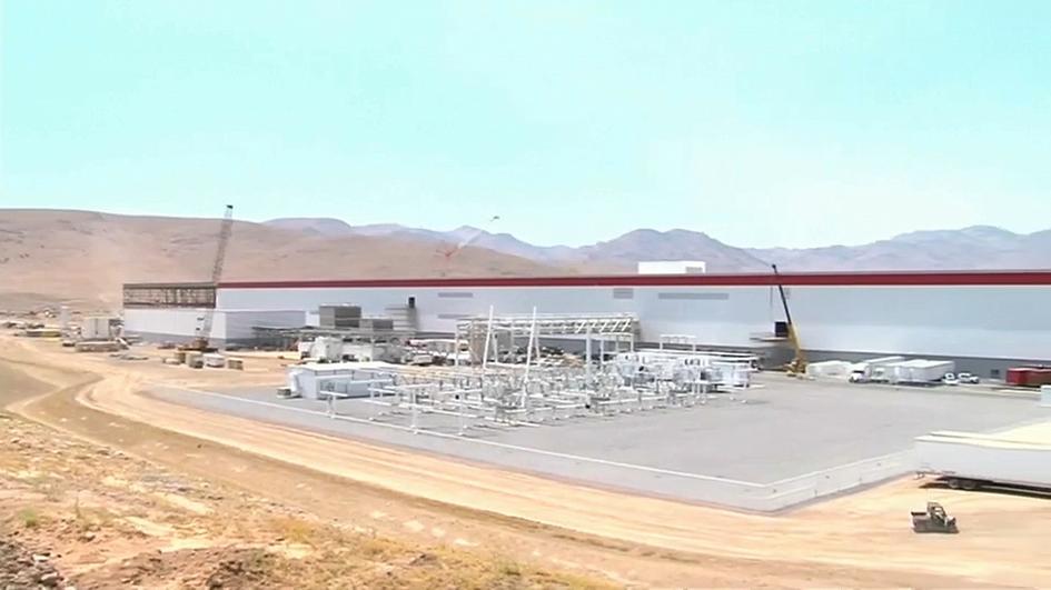 Хендай построит самую сильную литий-ионную батарею иобгонит Маска