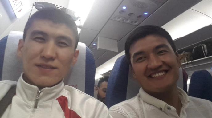 ВЕгипте задержали шестерых жителей Казахстана, считавшихся пропавшими