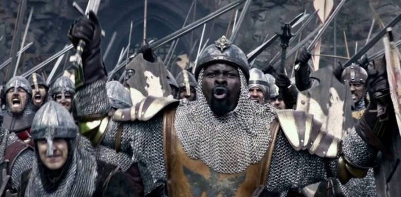 Онлайн Меч короля Артура