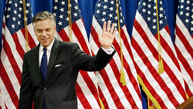 Посол США Джон Теффт простился сроссиянами