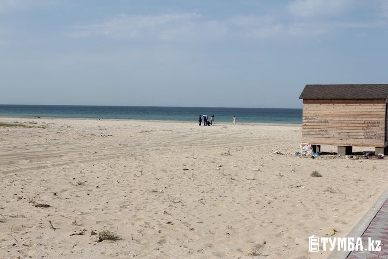 Сельские школьники разработали проект этноаула на берегу Каспия