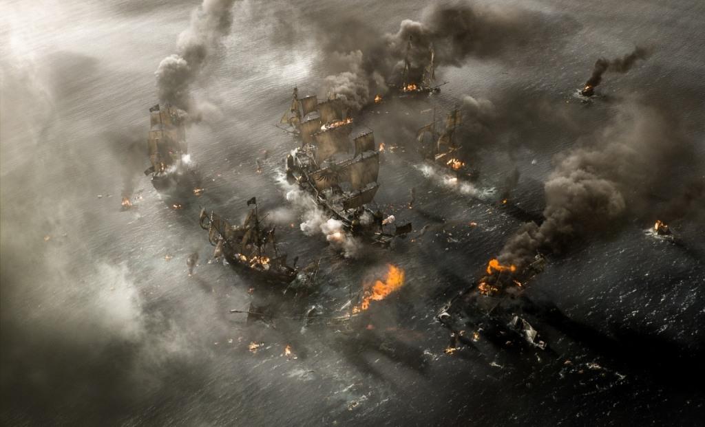 «Пираты Карибского моря» обновили рекорд первого уикенда— Предварительная касса Российской Федерации